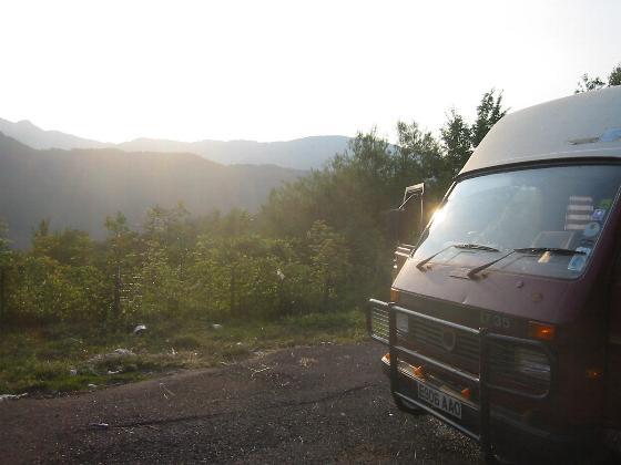 1988 VW LT35 Campervan